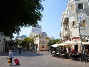 Irgendwo in Tel Aviv
