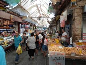 Mahane-Yehuda-Markt, Jerusalem