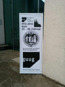 GUUG-Frühjahrsfachgespräch 2016, Universität zu Köln