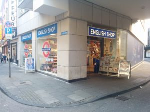 The English Shop, An St. Agatha 41, Köln