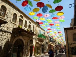 Jerusalem, irgendwo in der Nähe der Nahalat Shiv'a