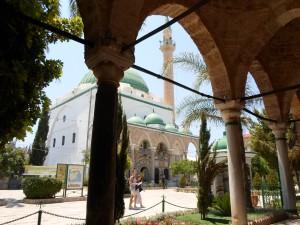 Jezzar-Moschee, Akko