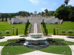Bahai-Gärten, Haifa