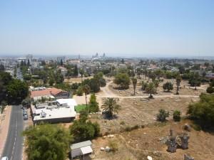 Ramla, vom weißen Turm aus gesehen