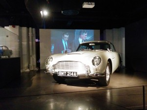 Bond in Motion (London Film Museum)