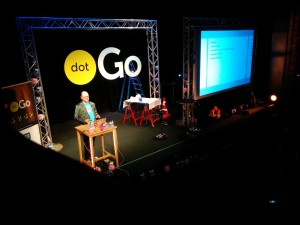 Rob Pike über complexity of simplicity. #dotGoEu