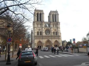 Saint-Michel - Notre-Dame, Paris.
