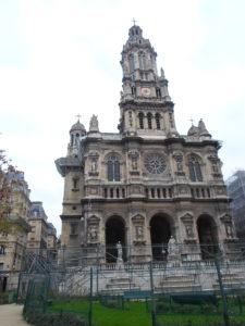 La Trinité, Paris