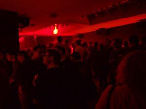 BruCON Party im Club Tijuana.