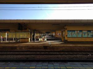 Gare de Bruxelles-Nord / Station Brussel-Noord.
