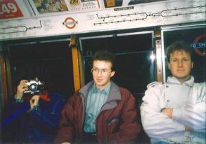 London, März 1991