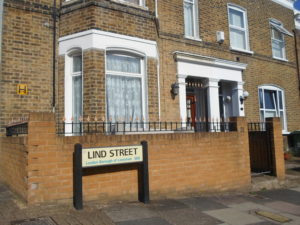 Lind Street, London Borough of Lewisham, SE8