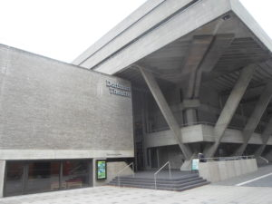 National Theatre, hier: Dorfman Theatre