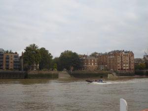 Eindrücke vom Fluss.
