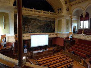 Université Lyon 2.