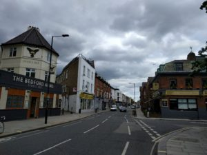 Dawes Road, Hammersmith
