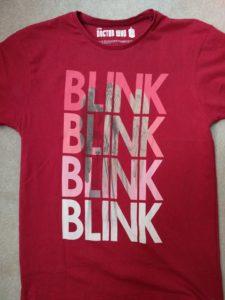 Blink blink blink blink