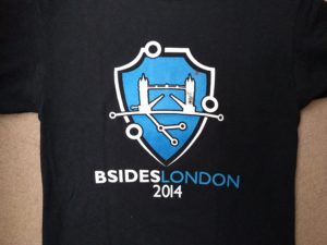 T-Shirt des Tages (B-Sides London 2014)