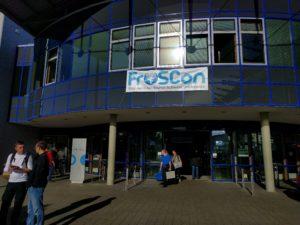 FrOSCon 12 an der Hochschule Bonn-Rhein-Sieg