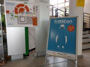 FrOSCon 12, Tag 2