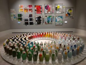 The Design Museum: Breathing Colour.