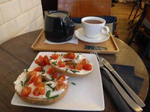 Erstes Frühstück (OR Coffee Bar).