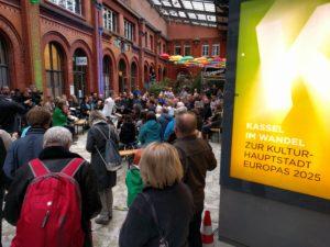 Kassel möchte sich als Kulturhauptstadt 2015 bewerben.