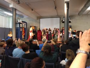 Cosplay finale.