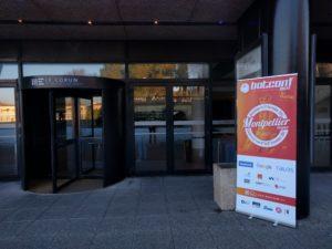 5. BotConf 2017, Le Corum, Montpellier.