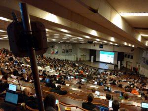 Université Libre de Bruxelles, Auditoire Paul-Émile Janson.