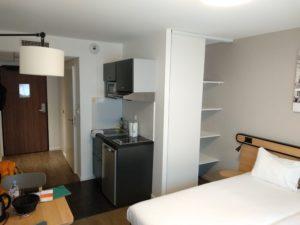 Aparthotel Adagio Access Nancy Centre (innen)
