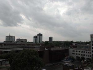 """Ruhrpott Tristesse"", hier: Bochum Hbf"