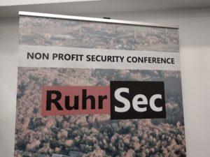 3. RuhrSec, Bochum