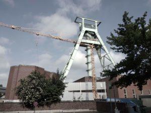 Deutsches Bergbau-Museum, Förderturm
