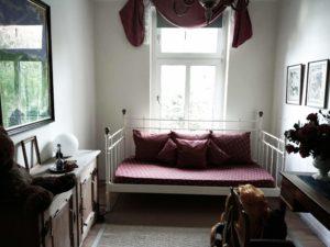 Zimmer mit Aussicht (für die nächsten zwei Tage)