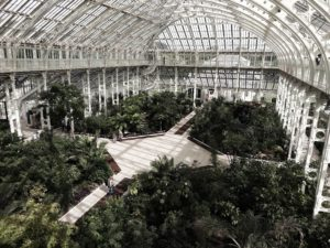 Temperate House, Royal Botanic Gardens.