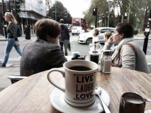 Liz Café, Shepherds Bush