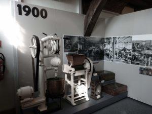 Schokoladenmuseum.
