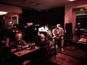 Café de Loge, David & Klaas