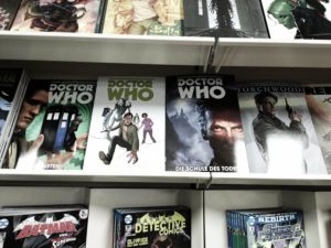 Comic Galerie, Doctor Who Magazine
