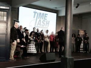 TimeLash IV, Opening (finde den Doctor)
