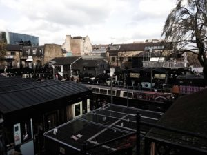 Stables Market in Camden Town