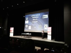 Keynote 2 von Colonel Jean-Dominique Nollet