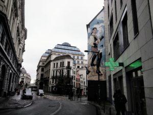Irgendwo in Brüssel
