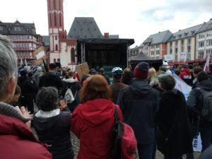 Kundgebung @ Römerberg