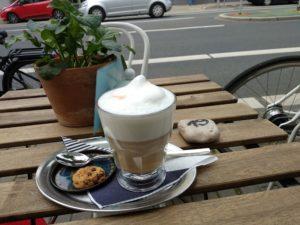 Darf ich vorstellen, arabischer Gewürzkaffee bei Fräulein Coffea.