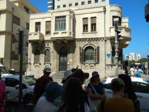Das Haus von Akiva Aryeh Weiss