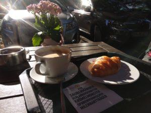 Frühstück in der Eifelstraße