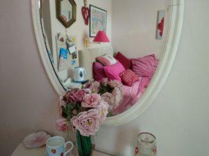 Mein Zimmer für die nächsten Tage