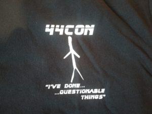 Konferenz T-Shirt (Detail)